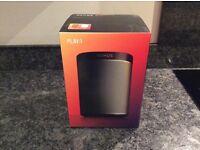 Sonos PLAY 1 Smart Speaker, Black (Brand New & Sealed)
