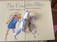 Complete Alice box set of books