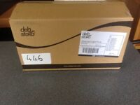 New Box of Six DEB RES1L STOKOLAN Light Pure Skin Cream - 1 litre refills