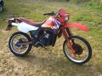 Motocross / trials bike wanted.