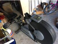 Ex Gym Large 6ft Rowing Machine