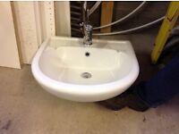 Semi Recessed Impulse sink perfect condition