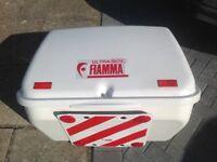 Fiamma Ultra Box for Motorhome bike rack