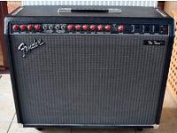Fender The Twin, Valve Guitar Amplifier