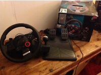 Logic tech Driving Force GT