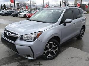 2015 SUBARU FORESTER 2.0XT TOURING - AWD - LEATHER - GPS NAV