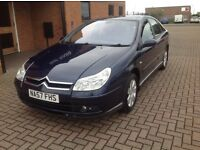 CITROEN C5 VTR HDI (57) SERVICE HISTORY,HPICLEAR