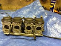 Set of carbs F3 for a Honda CBR