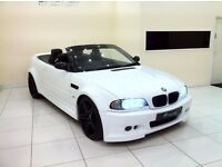 BMW 3 SERIES Convertible 2.5 323Ci 2dr - Wide Arch £1000's Spent - 12 Month MOT - 12 Month Warranty