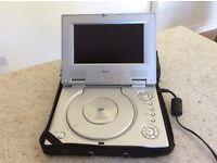 Portable DVD player FUSS