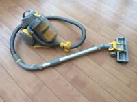 Dyson cylinder vacuum cleaner, used but still working