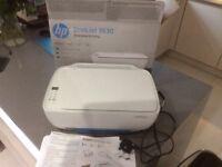 WIRELESS HP DESKJET 3630 PRINTER/SCANNER/COPIER £20