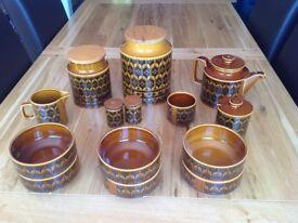 Hornsea Heirloom Pottery - 14 piece set