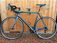 2015 Cannondale SuperSix Evo Ultegra 58cm (Large) - Carbon Bike
