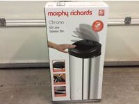 Morphy Richards Bin New