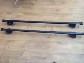 Universal Thule Roof Bars/ rack to clip onto roof rails