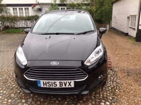 Ford Fiesta 1.0 EcoBoost Zetec Hatchback 3dr (start/stop) Zero Road Tax