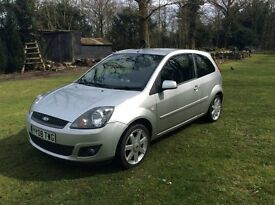 Ford Fiesta 1.4TDCi, Excellent condition, £30 road tax