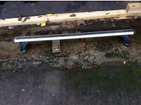 Roof bars for Vauxhall Astra van 2013
