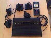 Atari 2600 games console