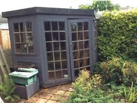 Wooden Summer house free to collector