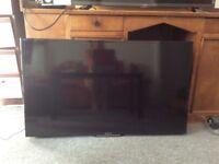 Broken screen Sony TV - 40 inches