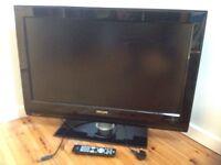 "Phillips 31"" Flat Screen TV"