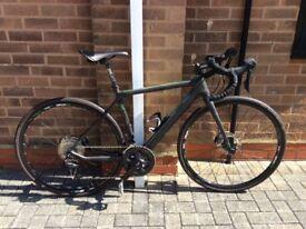GT Carbon Grade 105 Road/Gravel Bike size 51cm 2016