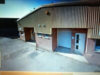 industrial unit to rent muir of ord,near inverness,storage,office,yard
