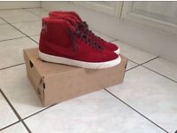 Nike Blazers size 7 good condition worn less than 5 times