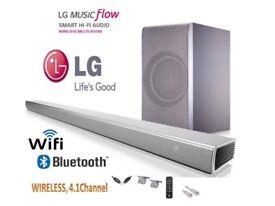LG SH8 420W 4.1CH Soundbar