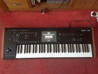 Korg Kronos Music Workstation Synthesizer