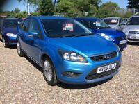 Ford, FOCUS titanium , Hatchback, 2009, Manual, 1596 (cc), 5 doors @ Aylsham Road Affordable Cars