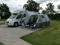 Quest - Easy Air 510 drive away motorhome awning
