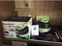 Breville Halo Health Fryer, boxed & instructions, vgc - West Kirby, Wirral