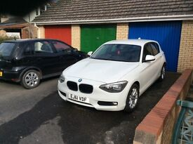 BMW 116d se 2011 / may p/x for 3.5 tonne tipper