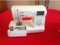 SILVER 9500E Computerised Sewing Machine