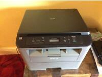 Laser printer Brother DCPL2500D all in one