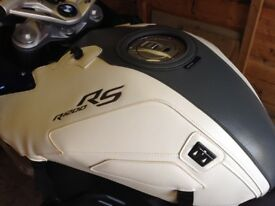 BMW r1200rs baglux tank cover