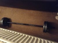 Men's Health EZ Curl Set - 35kg. £30 brand new unused