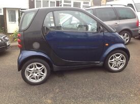 SOLD Smart car fourtwo for sale. Clean and tidy. Fair condition. Good runner
