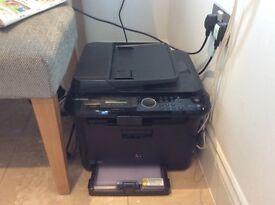 Samsung 4 in 1 Colour Laser Printer, Copier, Scanner & Fax