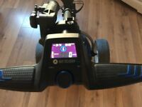 Motocaddy S3 Pro with 36 hole lithium battery