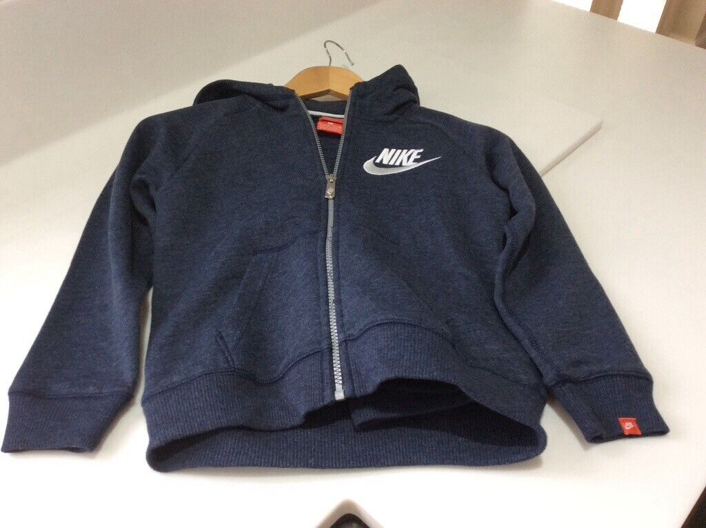 Kids fleece Nike tracksuit age 6 7 brand new never worn | in Tranent, East Lothian | Gumtree