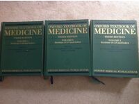 Oxford Textbook of Medicine 3rd Edition