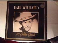 Various vintage vinyl albums
