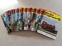 Model Engineer Magazines - 1976 to 1983