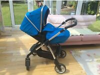 Nice condition, silvercross wayfarer pram