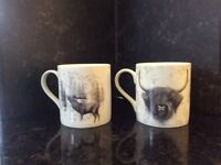 New Designer China Mugs
