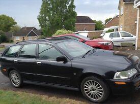 Volvo V40 classic SE petrol 1783cc 89,422 miles